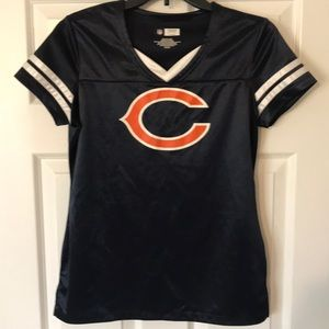 Womens Chicago Bears Jersey No Number Size Small